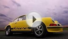 1973 Porsche 911 Carrera RS: the ultimate investment