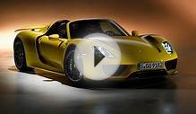 2015 Porsche 918 Spyder Price and Release Date,Specs,0-60