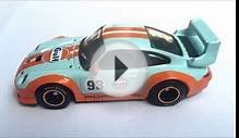 Hot Wheels Porsche 993 GT2 RLC Gulf Promo 2016