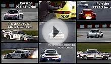 Loud Porsche Sounds @Top speed : 911 GT3,Cup,RS,911 Cup S