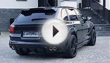 Porsche Cayenne 955 - Tuning - body kit