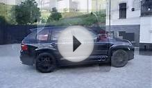 Porsche Cayenne 957 - Tuning - Body kit