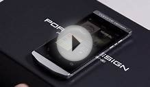 Porsche Design BlackBerry P9982 Gets Official (Video)