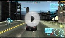 Porsche gt3 rs Top speed nfs world