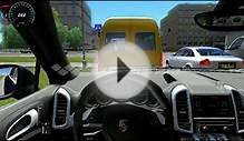 Review Porsche Cayenne gts 2013 City Car Driving